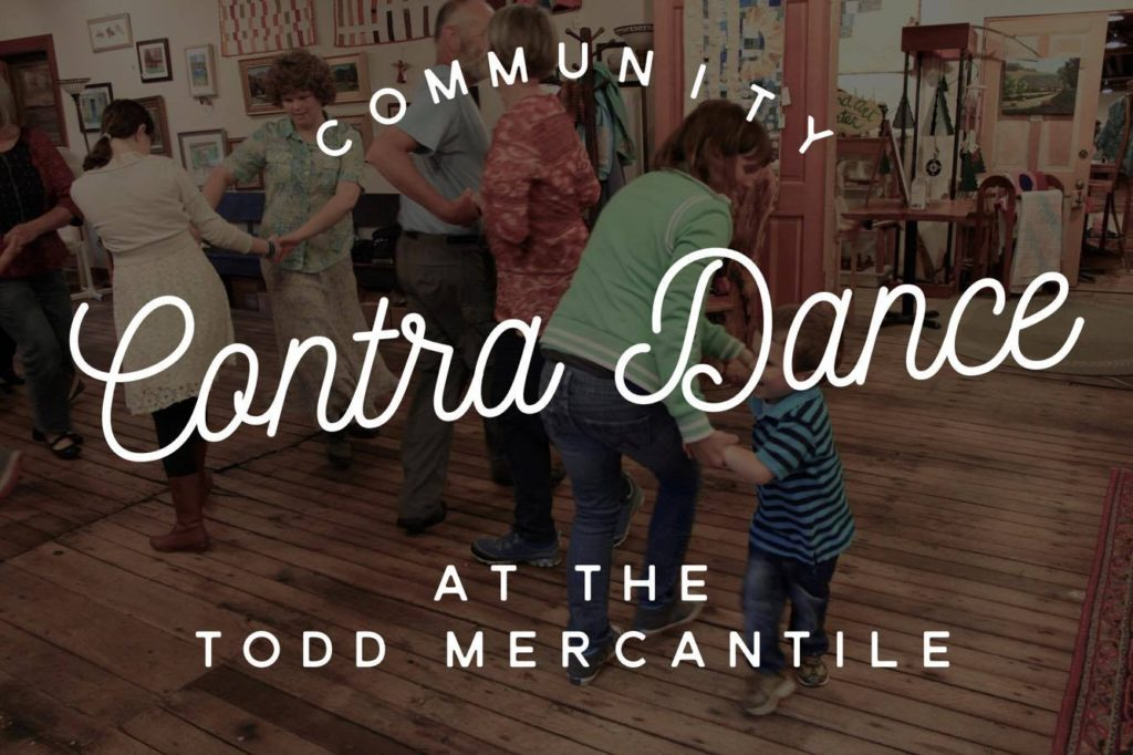 CommUnity Dances at Todd Mercantile